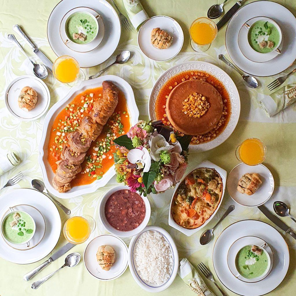 Surpreenda sua mães com receitas fáceis com os legumes congelados Daucy